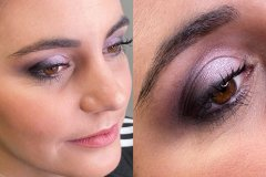 Glam eyes focus